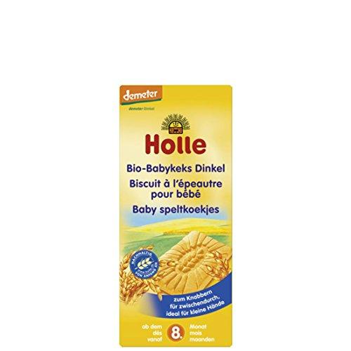 Holle - Biscuits à l épeautre pour bébé - 150g