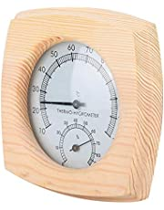 Bastu Rum Digital Termometer Hygrometer Bastu Temperatur Termometer Digital Bastu Temperaturmätare Hygrometer Luftfuktighet Temperaturmätare för Bastu Rum