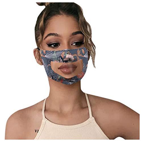 eiuEQIU Safety Gesichtsschutzschild mit Mode Druck - Care Gesichtsschutz Visier aus Kunststoff -Gesichtsvisier in Gesichtsvisier zum Schutz vor Flüssigkeiten