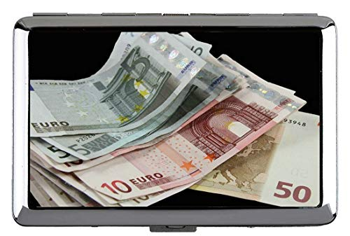 Titular de la Caja de Cigarrillos, Papel de Billetes de dólar Dólar Titular de la Tarjeta de Nombre Comercial Cartera ID de la Tarjeta de crédito