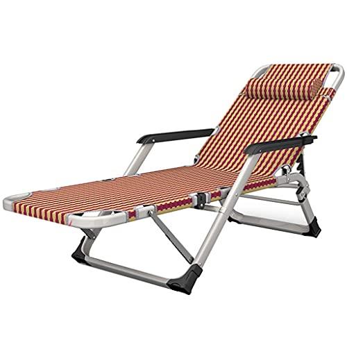 Tedyy Plegable SunLoungers Relajando Tumbonas Reclends  Solques SunLoungers Recliner Silla de jardín para niños Adulto  Sillas de Cubierta reclinando Sol