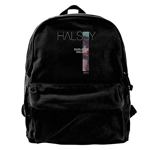 NJIASGFUI Halsey Badlands Rucksack aus Segeltuch für Damen und Herren