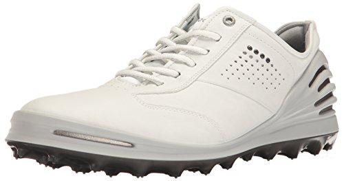 Ecco Ecco Herren Men'S Golf Cage Pro Golfschuhe, Weiß (1007WHITE), 42 EU