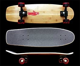 square tail longboard