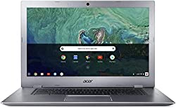 powerful Acer Chromebook 15.6 inch IPS Full HD Touch Screen Intel Celeron N3350 1.10 GHz 4 GB LPDDR4 32 GB Flash…