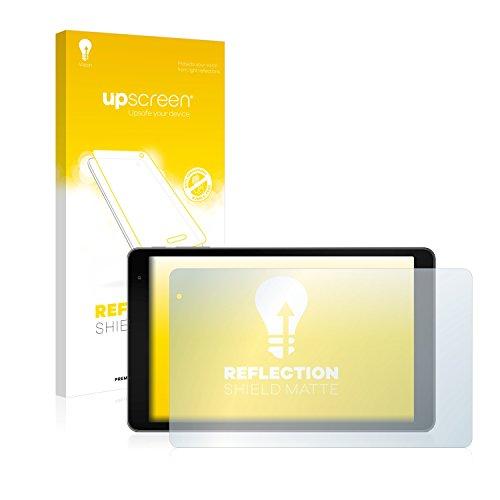 upscreen Entspiegelungs-Schutzfolie kompatibel mit Vodafone Tab Prime 6 – Anti-Reflex Bildschirmschutz-Folie Matt