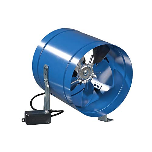 Extracteur basse pression VKOM 405 m3/h - diamètre 204mm - VENTS