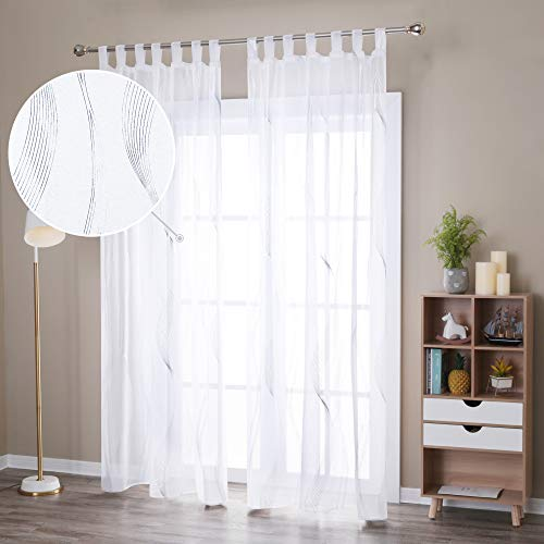 cortinas habitacion matrimonio largas