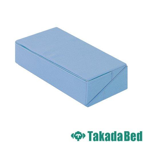 高田ベッド体位変換クッション2点セット床ずれ防止クッション三角クッション床ずれクッション体位変換枕三角まくら床ずれ予防リハビリ介護7-TB-77-69(キャメル)