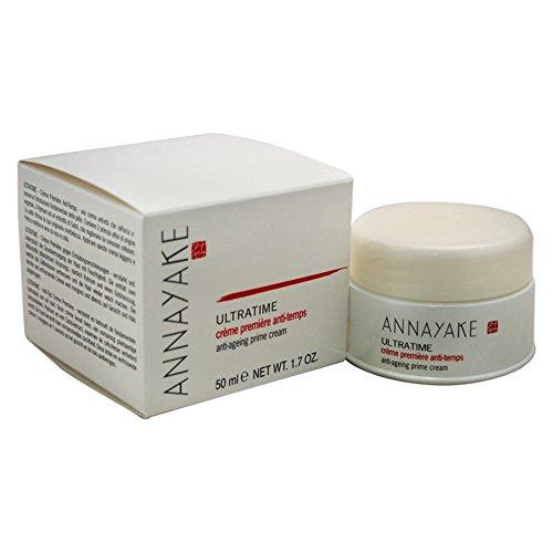 Annayake Ultratime Anti-Ageing Prime Cream, 1er Pack (1x50ml)