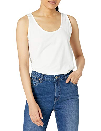 Hanes Women's Scoop Neck Tank Top, …