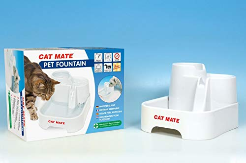 PetMate 80850 Cat Mate Trinkbrunnen, 2l - 3