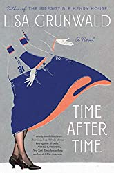 book cover Time After Time by Lisa Grunwald