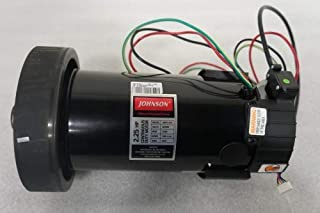 DC Drive Motor Johnson 1000111822 JM05-015 Works with Horizon Fitness Treadmill T101 Club Elite Series