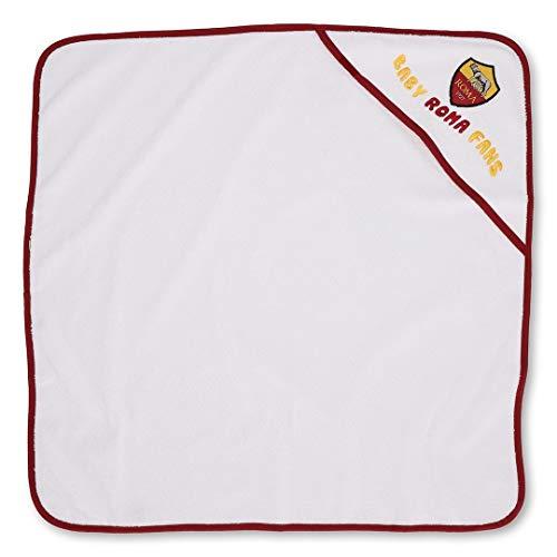 AS Roma badjas baby driehoek, 100% katoen, één maat