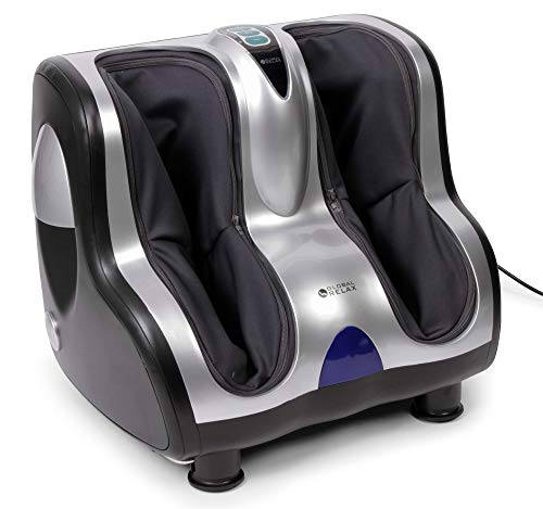 Save %20 Now! VITALZEN® Foot and Leg Massager (2020 Model) - Massage Systems: vibrotherapy, accupre...