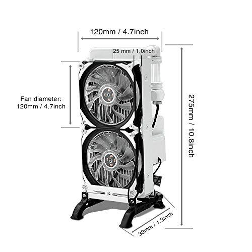 Sistema de enfriamiento para computadora portátil, equipo