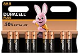 Duracell Plus AA Batteries Pack of 8