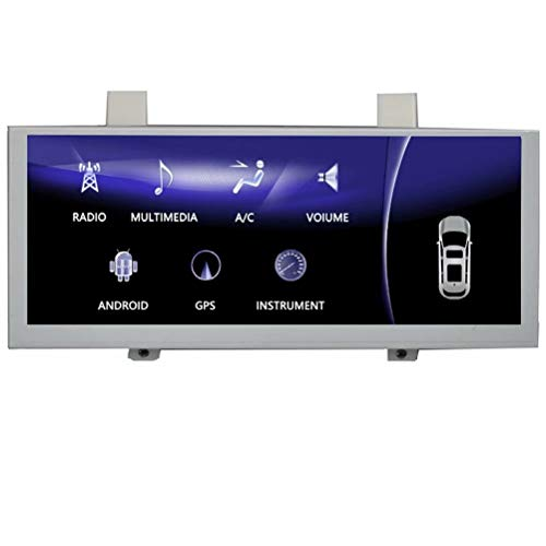 10.25InchAndroid 7.1 Table PC de Voiture pour pour Lexus RX270 2009 2010 2011 2011 2012 2013 2014 2015 2016 2017 2017 Radio Stéréo Radio Navigation GPS WiFi 3G RDS Lien de rétroviseur
