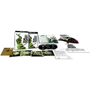 Full Metal Jacket [Édition collector-4K Ultra HD + Blu-Ray + DVD + Livret]