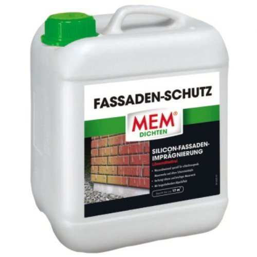 MEM Fassadenschutz, 10 Liter