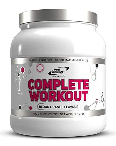 Complete Workout, Blood Orange
