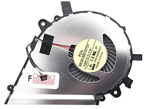 (GPU Version) Lüfter Kühler Fan Cooler kompatibel für Lenovo Yoga 700-14ISK (80QD0072GE), 700-14ISK (80QD008EGE), 700-14ISK (80QD00C5GE)