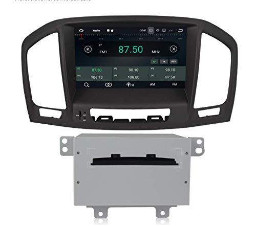 Sunshine Fly 8 pouces Android 7.1 Quad Core 1024 * 600 Ecran Tactile Et Capacitif 2 DIN Autoradio DVD GPS Radio stéréo pour Opel Insignia 2009-2011 Buick Regal 2009-2013