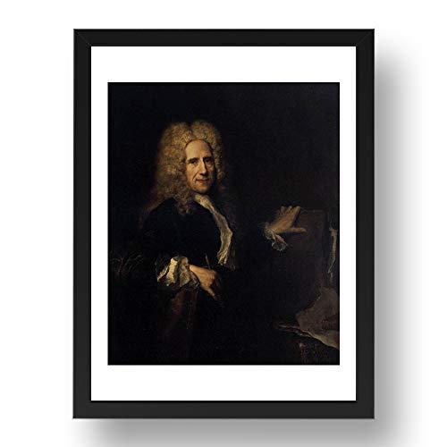 Period Prints PESNE, Antoine: Jean Mariette, grabador, arte vintage, reproducción A2 en...