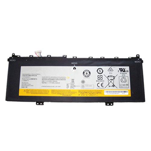 7xinbox 11.1V 50Wh 4520mAh L13M6P71 Repuesto Batería para Lenovo IdeaPad Yoga 2 13 Series