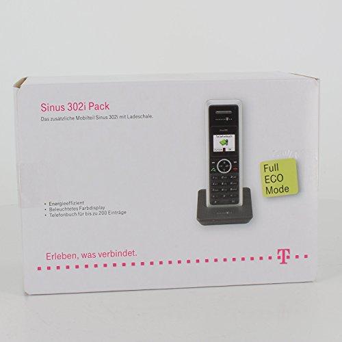 Deutsche Telekom T-Home Sinus 302i Pack zusätzliches Mobilteil inkl. Ladeschale