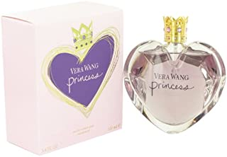 Vera Wang Princess Eau de Toilette Spray for Women, 3.4 Fluid Ounce