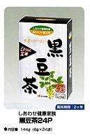 黒豆茶 24p