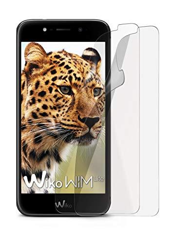 MoEx® Matte Anti Reflex Bildschirmschutzfolie passend für Wiko Wim LITE | Gegen Reflexionen und Fett-Finger - Entspiegelt