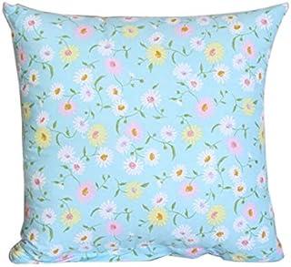 YYBF Almohada de algodón 40 x 40 cm pequeña Linda Cama Familiar de Dibujos Animados Almohada Decorativa C