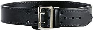 Aker Leather B01 Sam Browne Duty Belt, Full Leather-Lined, 2-1/4