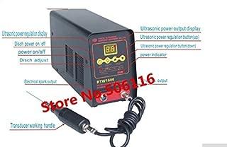 CGOLDENWALL Electronic ultrasonic polishing Machine Grinding Machine