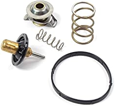 Land Rover LR005765 Thermostat with O-Ring for LR3, Range Rover L322, and Range Rover Sport