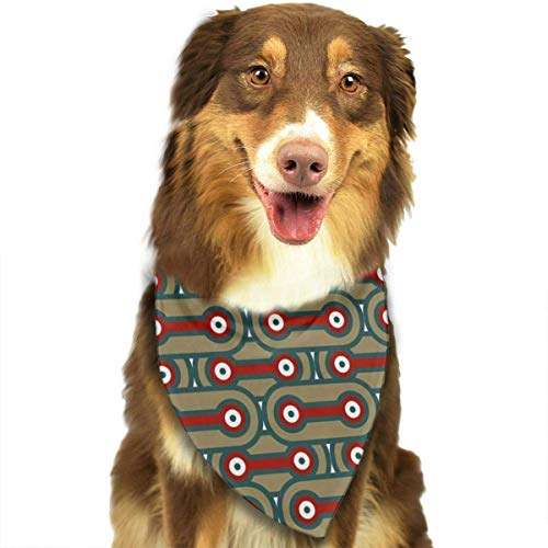 Haustier Schal Happy St Patrick\'s Day Beautiful Fairy Bandana Triangle Bibs Scarfs Accessories for Pet Cats and Puppies