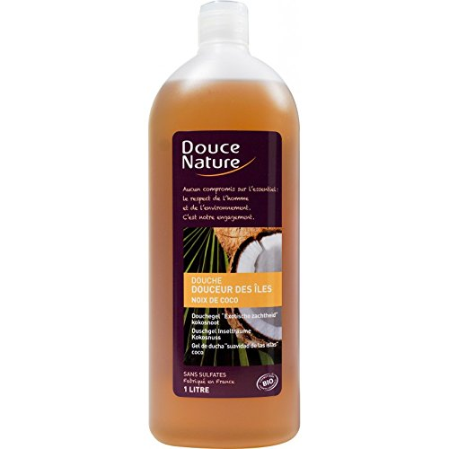 DOUCE NATURE Douche Douceur des îles - 1L