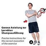 Suspension Trainer Poster 54 Training Exercises - 5