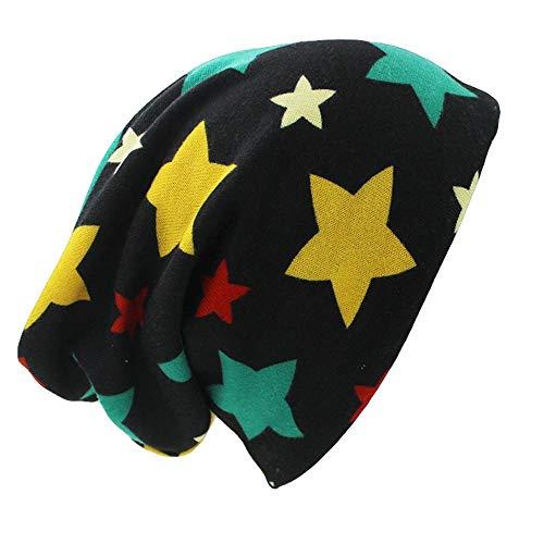 YANGJP Sombrero otoño Invierno Otoño E Invierno De Doble Uso para Mujer, Sombrero, para Mujer Delgada, Bufanda, Máscara @ B