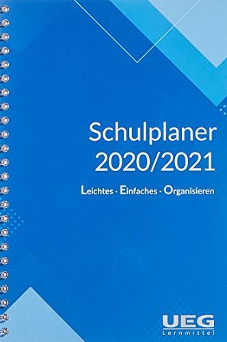 Lehrerkalender-Schulplaner LEO 2020-2021 DIN A5