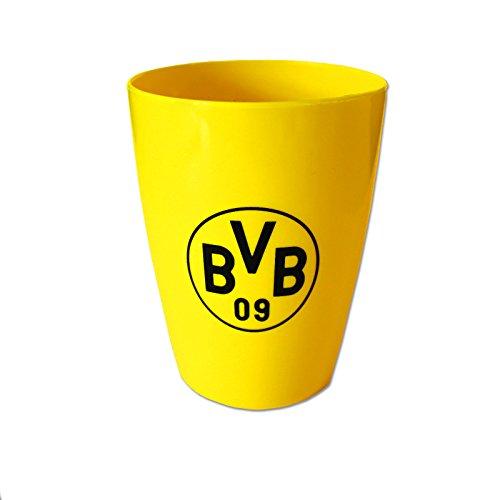 Borussia Dortmund, BVB-Zahnputzbecher, 0, 0
