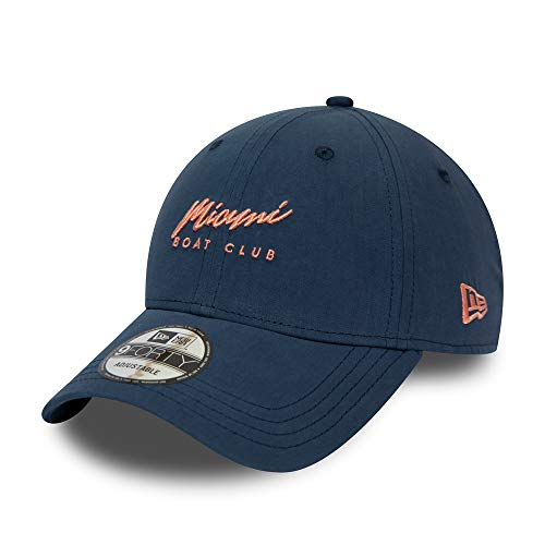 New Era Miami 9forty Adjustable Cap Beach Edition Blue - One-Size