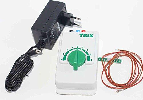 Trix Steuergerät 190956 + Schaltnetzteil Märklin 66201 + Entstörset 611655 ohne OVP