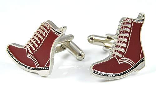 Gemelolandia   Chaussures montantes Dr Martens Manchette rouges   Cadeaux Originaux Pour la Décoration Vêtements et Accessoires   Pour les Occasions Spéciales