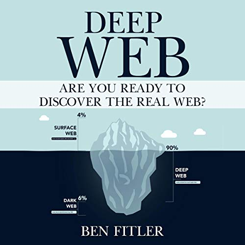Deep Web: Are you Ready to Discover the Real Web? audiobook cover art