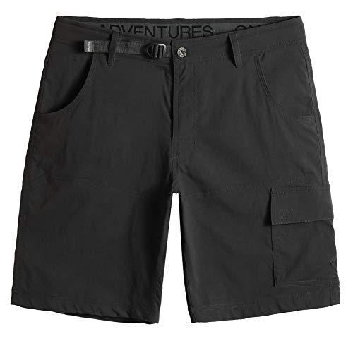 MaaMgic Pantalones Cortos Hombre Bermudas Cargo Hombre Pantalones de...
