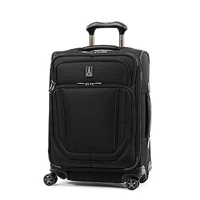Travelpro Crew Versapack-Softside Expandable Spinner Wheel Luggage, Jet Black from Travelpro International Inc.